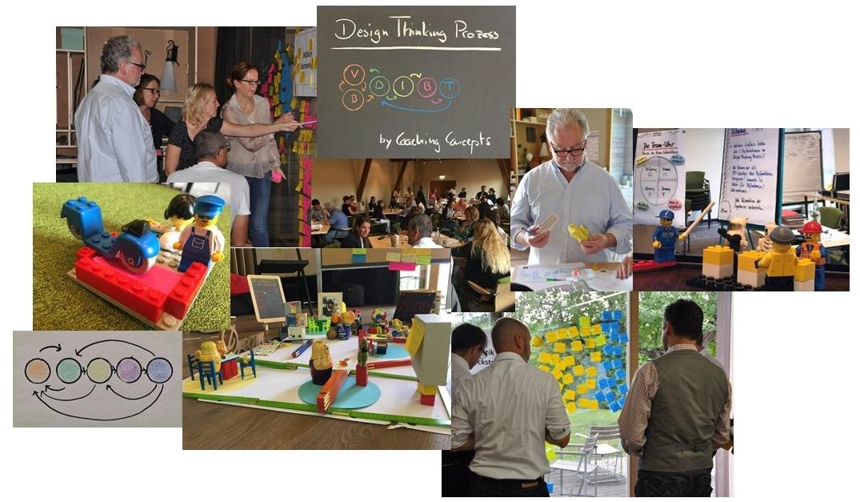 Design Thinking Seminarszenen