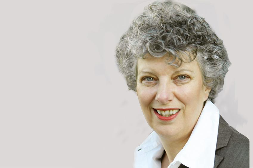 Trainerin Gudrun Windisch